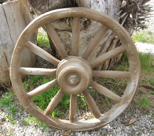 Large Wagon Wheel