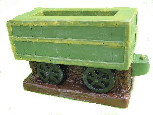 Small Tractor Wagon