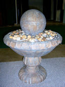 Dynasty Fountain (with 10 ball or 8 ball)