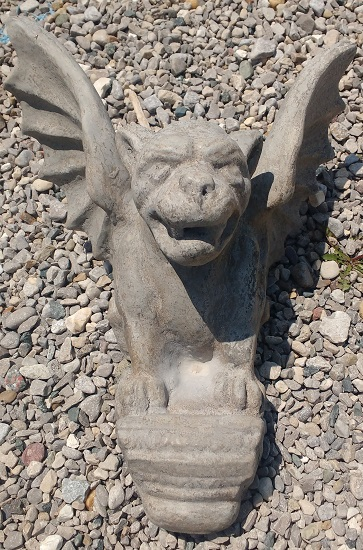 Gargoyle Wall Plaque