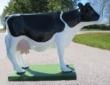 Large Cow (Detailed Finish)