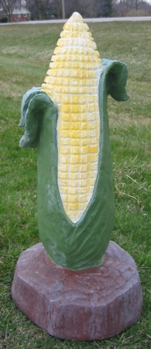 Large Corn Cob
