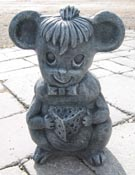 Mouse (Black Marble)