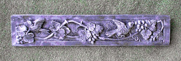 Oak Plaque
