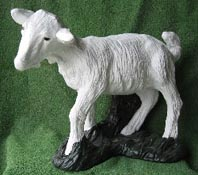 Standing Goat (Detailed Finish)